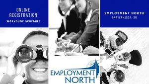 Register for your employment readiness workshops online